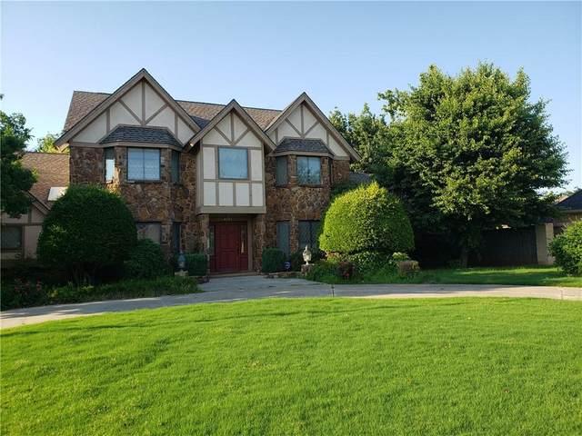 4705 N Seabrook Court, Oklahoma City, OK 73142 (MLS #975963) :: Maven Real Estate