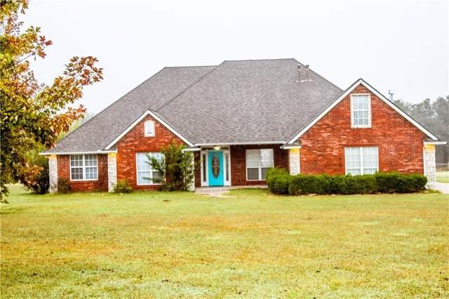 3870 Woodmark Drive, Harrah, OK 73045 (MLS #975986) :: Homestead & Co