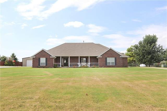 901 Grandview Road, Tuttle, OK 73089 (MLS #975997) :: Sold by Shanna- 525 Realty Group