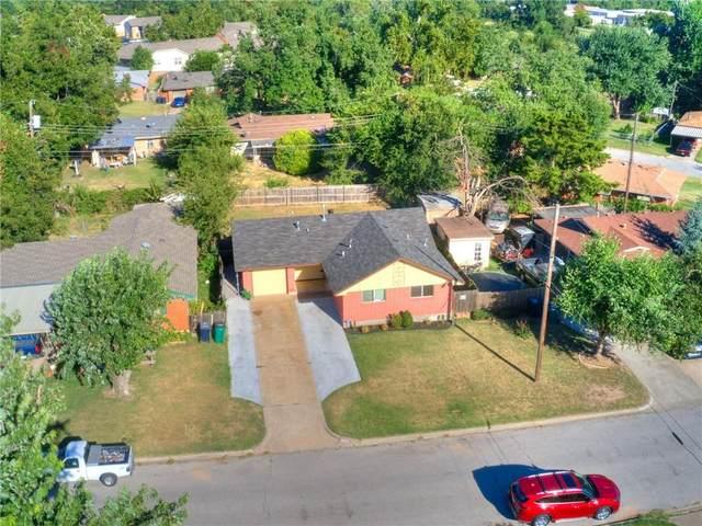 604 N Tompkins Drive, Oklahoma City, OK 73127 (MLS #976005) :: Homestead & Co