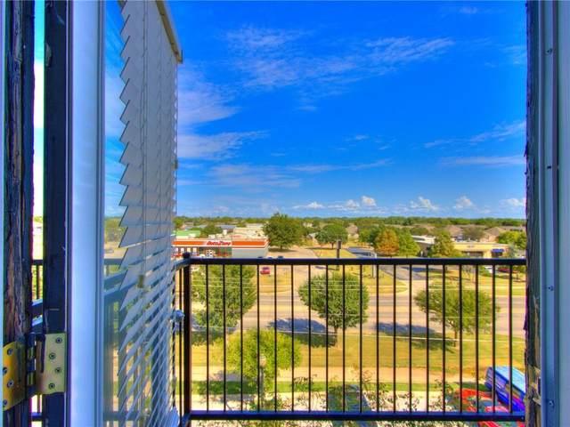 1230 SE 12th Avenue #1314, Norman, OK 73071 (MLS #976013) :: Meraki Real Estate