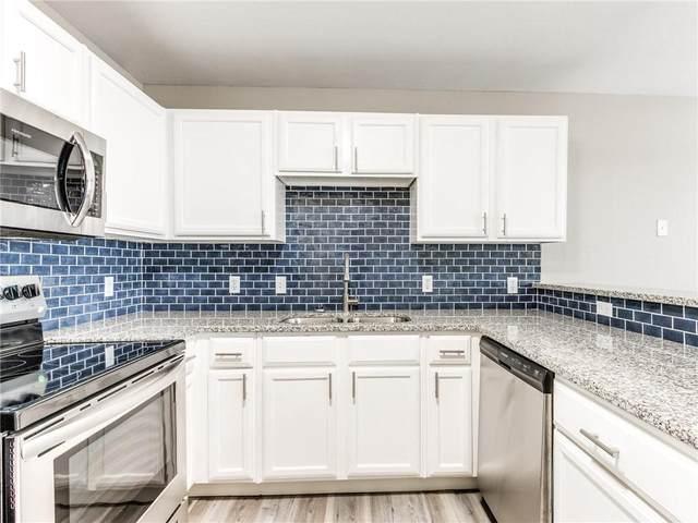 1230 SE 12th Avenue #1316, Norman, OK 73071 (MLS #976018) :: Meraki Real Estate