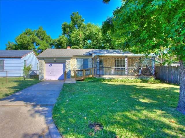 2641 SW 31st Street, Oklahoma City, OK 73119 (MLS #976025) :: Erhardt Group
