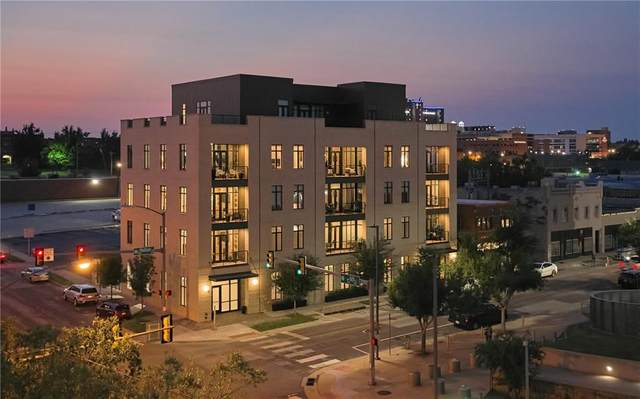 701 N Hudson Avenue #202, Oklahoma City, OK 73102 (MLS #976029) :: Erhardt Group