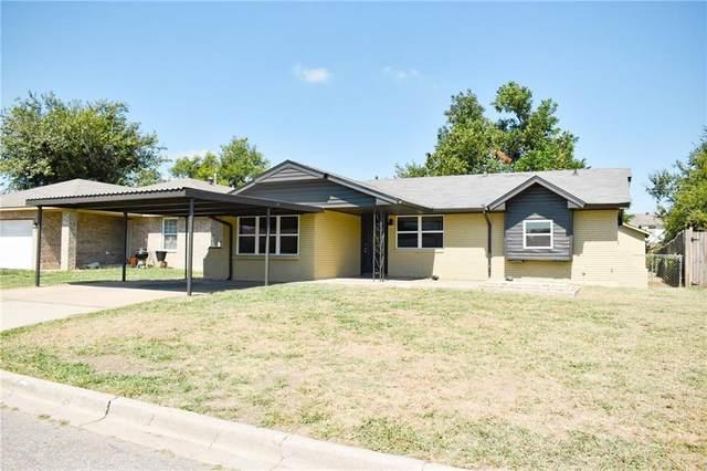 3029 SW 63rd Street, Oklahoma City, OK 73159 (MLS #976038) :: Meraki Real Estate