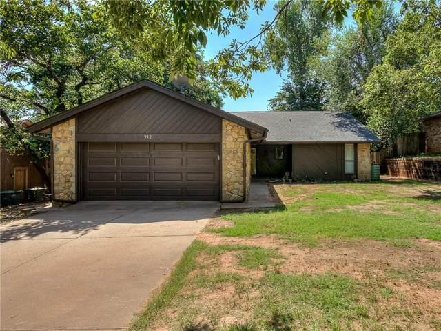 912 Elmwood Drive, Edmond, OK 73013 (MLS #976043) :: Erhardt Group