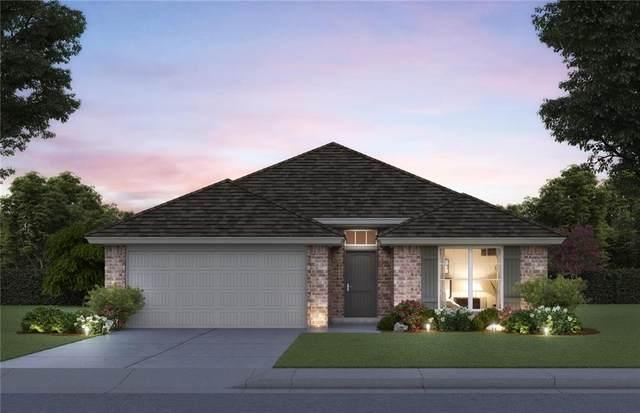 819 SE 17th Terrace, Newcastle, OK 73065 (MLS #976056) :: Maven Real Estate