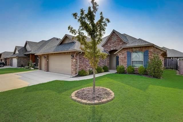212 SW 167th Street, Oklahoma City, OK 73170 (MLS #976102) :: Keller Williams Realty Elite