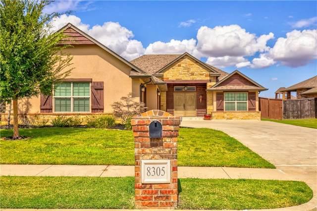 8305 NW 143rd Terrace, Oklahoma City, OK 73142 (MLS #976115) :: Homestead & Co