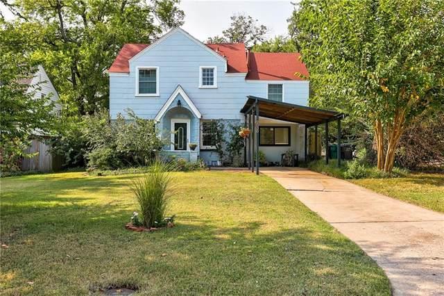 2030 NW 31st Street, Oklahoma City, OK 73118 (MLS #976133) :: Erhardt Group