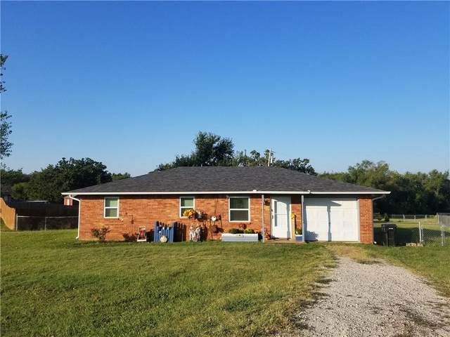 115 Hayes Drive, Wellston, OK 74881 (MLS #976136) :: Homestead & Co