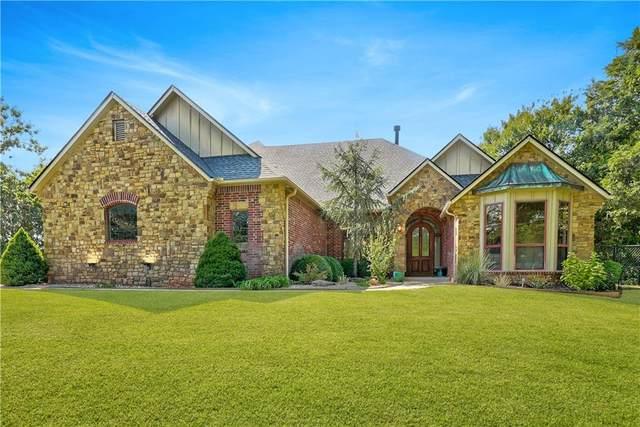 14661 S Midwest Boulevard, Edmond, OK 73034 (MLS #976145) :: Meraki Real Estate