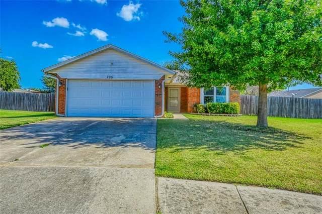 705 Peppertree Court, Norman, OK 73071 (MLS #976162) :: Erhardt Group
