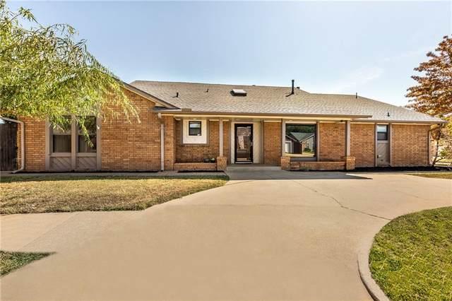10708 S Blackwelder Avenue, Oklahoma City, OK 73170 (MLS #976166) :: The UB Home Team at Whittington Realty