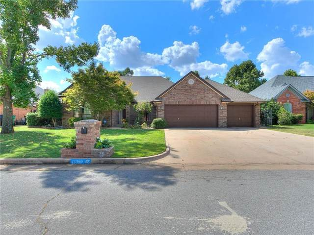 12309 Endor Drive, Oklahoma City, OK 73170 (MLS #976170) :: Maven Real Estate