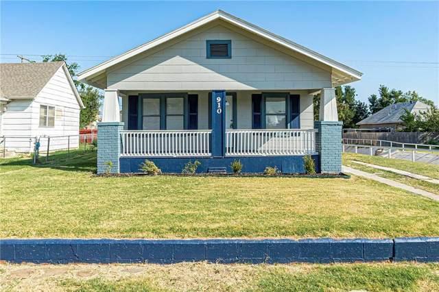 910 W Wade Street, El Reno, OK 73036 (MLS #976173) :: Meraki Real Estate