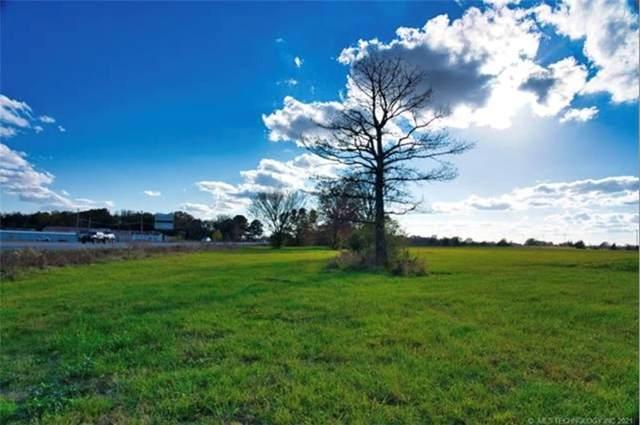 0000 69-75 Highway, Atoka, OK 74525 (MLS #976183) :: The UB Home Team at Whittington Realty