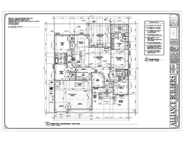 1124 Colonial Avenue, Tuttle, OK 73089 (MLS #976192) :: Erhardt Group