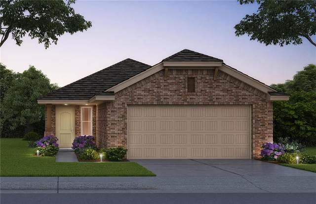 11537 SW 12th Street, Yukon, OK 73099 (MLS #976197) :: Meraki Real Estate