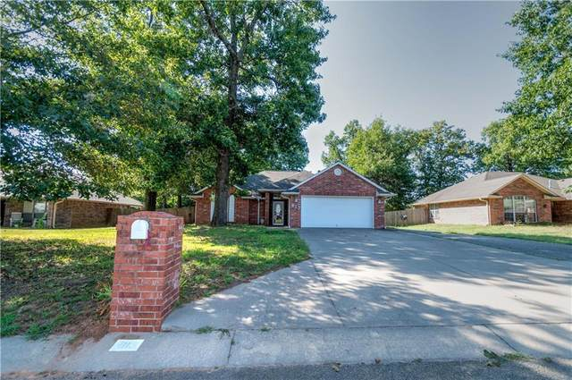 913 Woods Terrace, Chandler, OK 74834 (MLS #976206) :: Erhardt Group