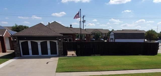 2410 Tyler Lane, Moore, OK 73170 (MLS #976221) :: Erhardt Group