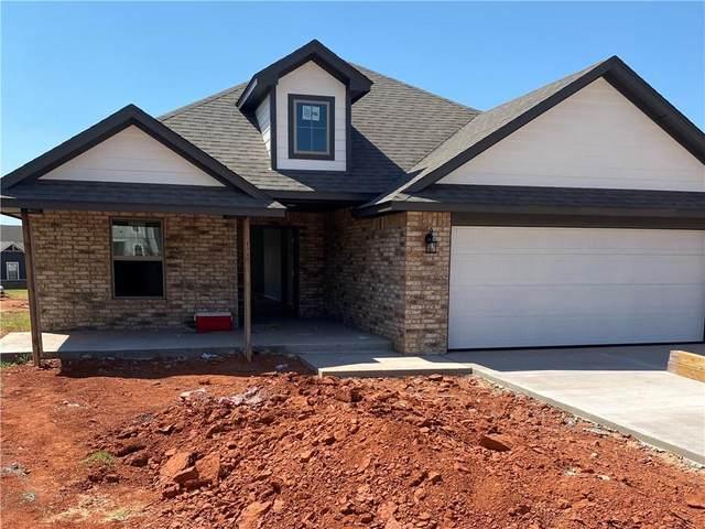 6308 Macarthur Park Circle, Oklahoma City, OK 73012 (MLS #976232) :: The UB Home Team at Whittington Realty