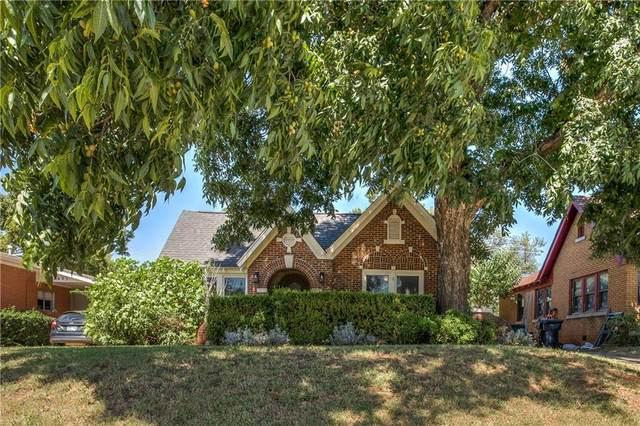 1621 NW 41st Street, Oklahoma City, OK 73118 (MLS #976245) :: Meraki Real Estate