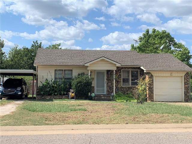 1514 N Tucker Avenue, Shawnee, OK 74801 (MLS #976248) :: Sold by Shanna- 525 Realty Group