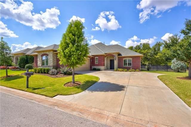 12901 Jasmine Lane, Oklahoma City, OK 73142 (MLS #976257) :: Erhardt Group