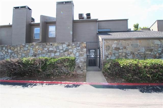 6000 N Pennsylvania #44 (203A) Avenue #44 208A, Oklahoma City, OK 73112 (MLS #976258) :: The UB Home Team at Whittington Realty