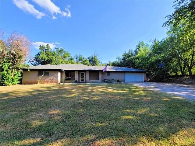405 W Highway 277, Ninnekah, OK 73067 (MLS #976266) :: Maven Real Estate