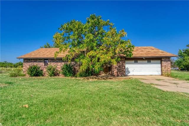 20907 E County Road 1576 Road, Altus, OK 73521 (MLS #976277) :: Maven Real Estate