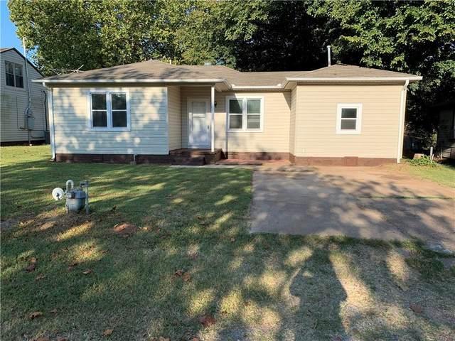 815 N Santa Fe Avenue, Purcell, OK 73080 (MLS #976285) :: Meraki Real Estate