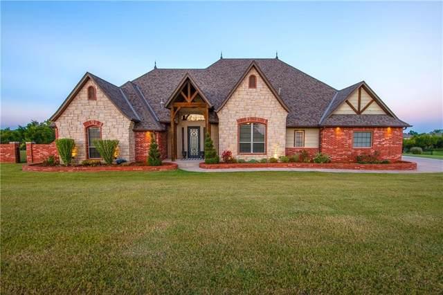 15100 Turtle Lake Place, Oklahoma City, OK 73165 (MLS #976287) :: Homestead & Co