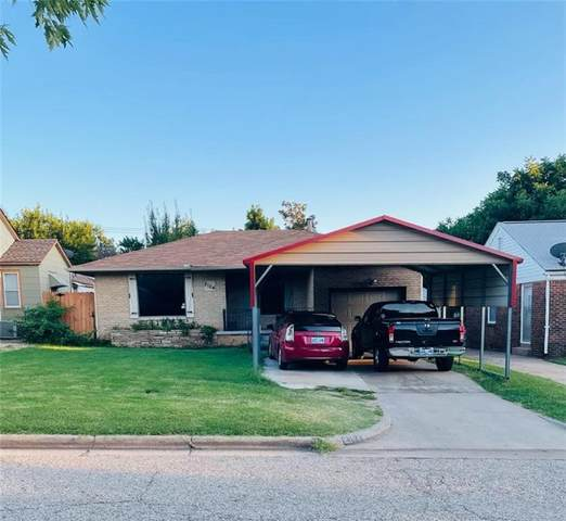 2104 NW 35th Street, Oklahoma City, OK 73112 (MLS #976290) :: Sold by Shanna- 525 Realty Group