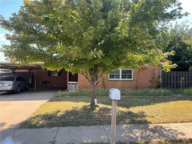 1220 Karen Drive, Altus, OK 73521 (MLS #976291) :: Sold by Shanna- 525 Realty Group