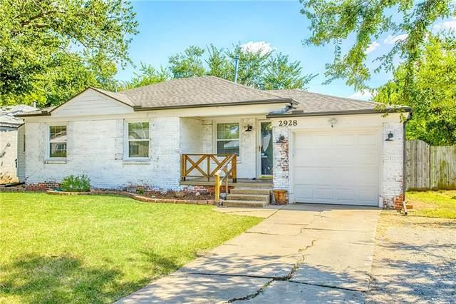 2928 W Fairfield Avenue, Oklahoma City, OK 73116 (MLS #976293) :: Sold by Shanna- 525 Realty Group
