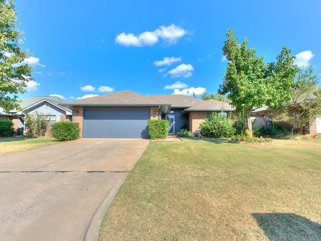 11416 Brown Avenue, Oklahoma City, OK 73162 (MLS #976297) :: Homestead & Co