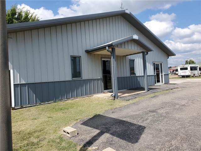 321 S Woody Guthrie Street, Okemah, OK 74859 (MLS #976302) :: Sold by Shanna- 525 Realty Group