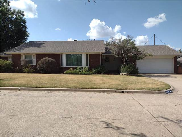 6601 Edgewater Drive, Oklahoma City, OK 73116 (MLS #976305) :: The UB Home Team at Whittington Realty