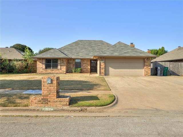 3116 SW 99th Street, Oklahoma City, OK 73159 (MLS #976313) :: Meraki Real Estate