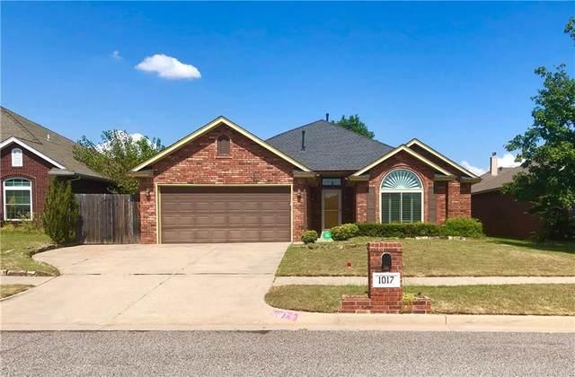 1017 SW 130th Street, Oklahoma City, OK 73170 (MLS #976314) :: The UB Home Team at Whittington Realty