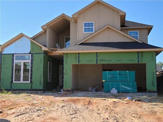 7632 NW 136th Terrace, Oklahoma City, OK 73142 (MLS #976315) :: Erhardt Group