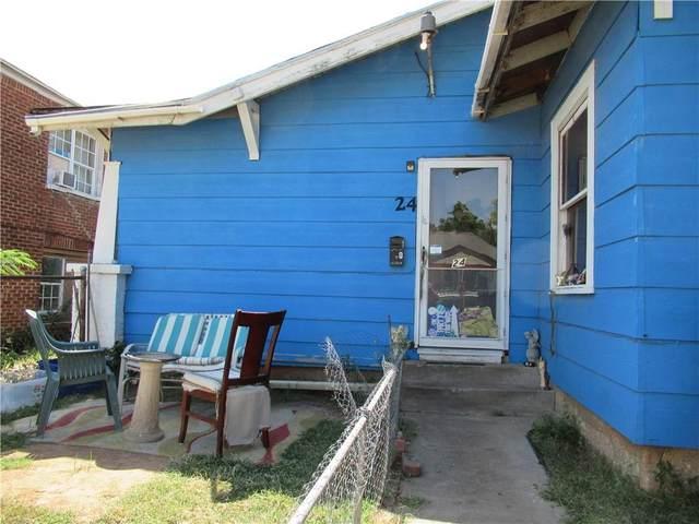 24 SW 24th Street, Oklahoma City, OK 73109 (MLS #976316) :: The UB Home Team at Whittington Realty