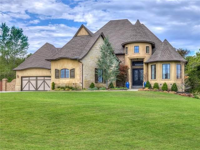 9517 Towry Court, Oklahoma City, OK 73165 (MLS #976318) :: Homestead & Co