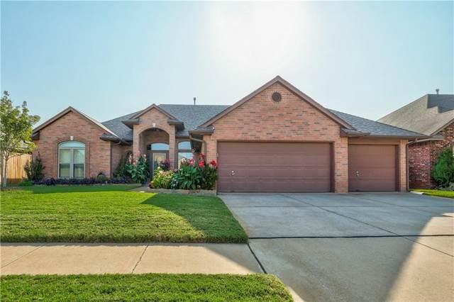 5412 Bent Creek, Oklahoma City, OK 73135 (MLS #976322) :: The UB Home Team at Whittington Realty