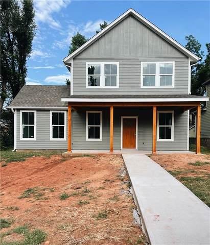524 N Division Street, Guthrie, OK 73044 (MLS #976330) :: The UB Home Team at Whittington Realty