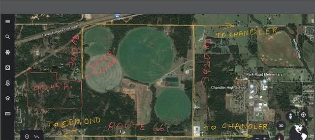 S 3410, Chandler, OK 74834 (MLS #976344) :: The UB Home Team at Whittington Realty