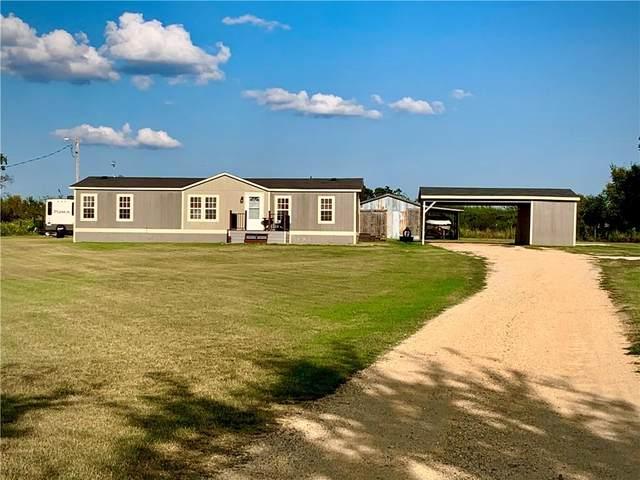 11930 N 3610 Road, Seminole, OK 74868 (MLS #976348) :: Maven Real Estate