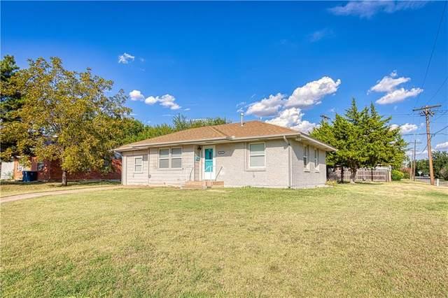1101 N Lee Street, Cordell, OK 73632 (MLS #976360) :: Homestead & Co